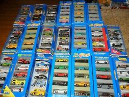 20 5 packs 100 cars dairy delivery