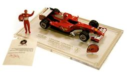 2006 Ferrari Schumacher's Last Race Car Die Cast Model - Leg