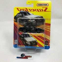 2006 Ford Crown Victoria Police * Matchbox Superfast * NB4