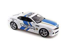 2010 Chevy Camaro RS SS 1/18 Police Car