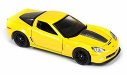 2011 Callaway Chevy Corvette, Yellow - Auto World AW64003/48