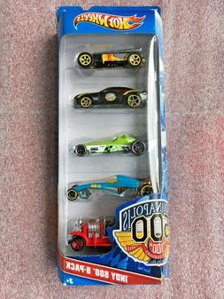 2011 Hot Wheels Indy 500 5-Pack W4256 100th Anniversary 1911