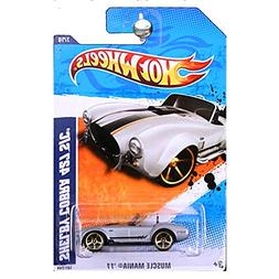 Hot Wheels 2011 '10 Shelby Mustang GT500 Supersnake Super Sn