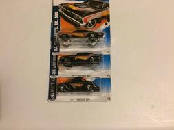 Hot Wheels 2011 hot Wheels Racing team Walmart exclusive lot