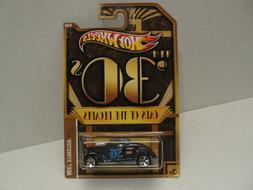 2012 Hot Wheels CARS of the DECADES The 30's Ford Neet Stree