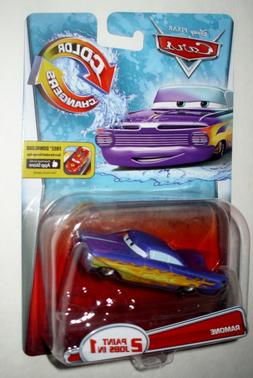 2014 Disney Cars Color Changers *RAMONE* 2 paint jobs in 1 F