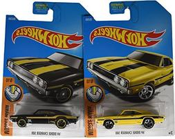 Hot Wheels 2017 Muscle Mania '69 Dodge Charger 500 6/10, Set