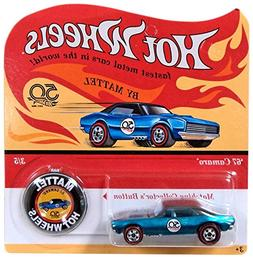 Hot Wheels 2018 50th Anniversary Originals 3/5 - '67 Camaro