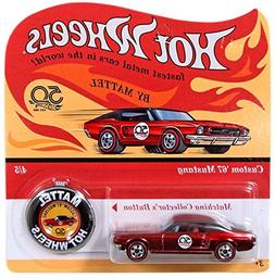 Hot Wheels 2018 50th Anniversary Originals 4/5 - Custom '67
