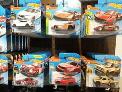 Hot Wheels SHORT CARDS - 50% off purchase of 4+ cars