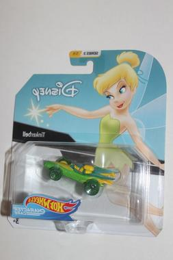 2019 HOT WHEELS DISNEY CHARACTER CARS TINKERBELL SERIES 3 #5