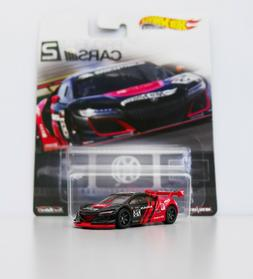 HOT WHEELS 2019 PREMIUM ACURA NSX GT3 ADVAN  PROJECT CARS 2