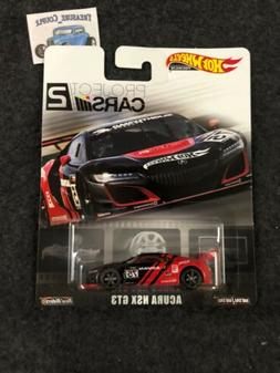 Hot Wheels 2019 Premium Project Cars 2 Acura NSX GT3 Metal &