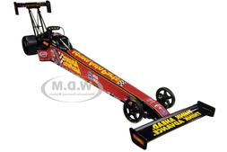 2019 TOP FUEL DRAGSTER NHRA BRITTANY FORCE TFD 1/24 DIECAST
