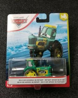 2019 Disney Pixar Cars - Tractor Training - Rev-N-Go Racing