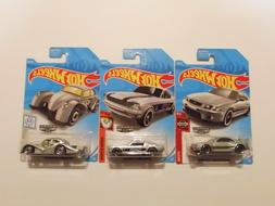 Hot Wheels 2019 Zamac First 3 cars released Skyline, Volkswa