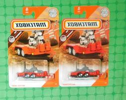 2020 Matchbox Countryside #99 - MBX Cycle Trailer - Lot of 2