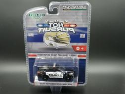 Greenlight Holt Pursuit 2020 Ford Police Interceptor Utility Shelby Township MI