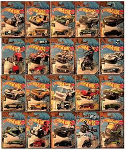 2020 Hot Wheels Main Line Series You Pick