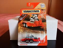 MATCHBOX 2020 MBX COUNTRYSIDE, MBX CYCLE TRAILER . #99/100