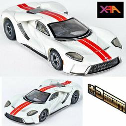 AFX 22021 Ford GT Mega G+ HO Slot Car Auto world AFX22021 Me