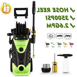 3000PSI 1.8Gpm Electric Pressure Washer Heavy Duty High Powe