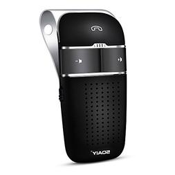 SOAIY S-32 Voice Command Hands-Free Bluetooth in-car Speaker
