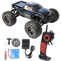 GPTOYS RC Truck 33+MPH 1/12 Scale RC Truck 2.4Ghz 2WD High S