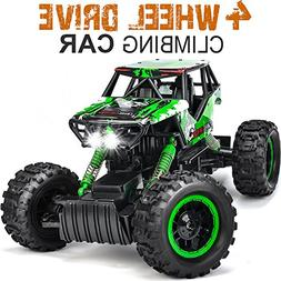 DOUBLE  E 1:12 Large Scale Remote Control Car 4x4 Off Road R