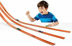 40 Feet Hot Wheels Kids Car Toy Stunt Track and Builder Pack