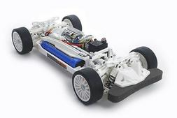 Tamiya 47364 1/10 RC 4WD On-Road Car TT-02 Chassis Kit White