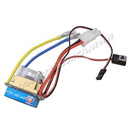 New 480A Three Mode Brushed Speed Controller ESC Regler for