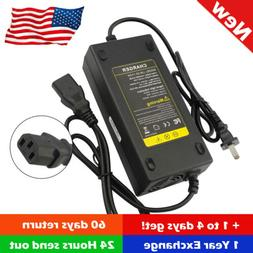 48V Volt 2.5A Battery Charger for Electric Car E-bike Scoote