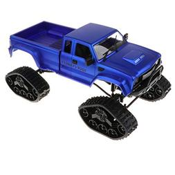 Fityle 4WD 2.4Ghz 1/16 RC Car Vehicles Remote Control Pickup