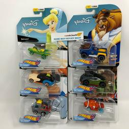 6 Car Set Series 3 * 2019 Hot Wheels DISNEY Pixar Character