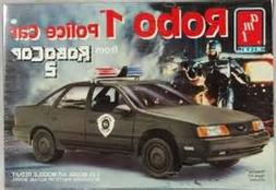 #6059 AMT Robo 1 Police Car from Robo Cop 2 1/25 Scale Plast