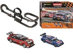 Carrera 62423 GO DTM Touring Contest Slot Race Track Set 1:4