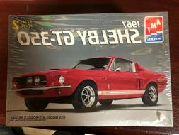 AMT 6633 1967 67 SHELBY GT350 MUSTANG CAR MODEL KIT SEALED I