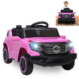 6V Electric Kids Ride On Car Truck Toy Remote Control for 3
