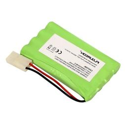FLOUREON 9.6V 1800mAh 8 Cell Ni-MH Rechargeable Replacement