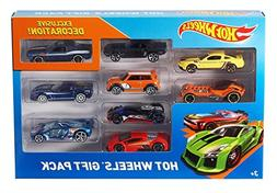 Hot Wheels 9-Car Gift Pack  - Pack of 6