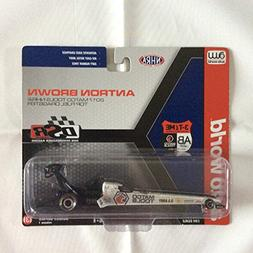 Antron Brown 2017 - Matco Tools Top Fuel Dragster in Gray an