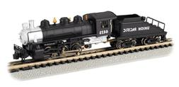 Bachmann Industries #4425 USRA 0-6-0 Switcher Locomotive and