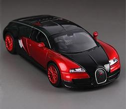 Bugatti Veyron 1:32 Alloy Diecast car model collection light