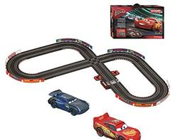 Carrera 20062435 USA Go!!! Disney Cars 3 Pole Position - Slo