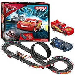 Carrera 62418 GO!!! Disney/Pixar Cars 3-Finish First! slot c