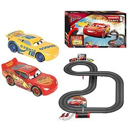 Carrera First 63011 Disney/Pixar Cars 3 battery operated slo