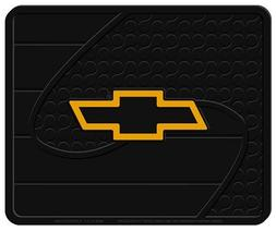 Chevy Gold Bowtie Factory Style Molded Utility Mat- 14""