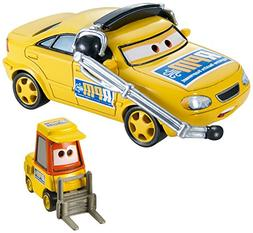 Disney/Pixar Cars Collector Die-Cast Vehicle , Chief RPM and