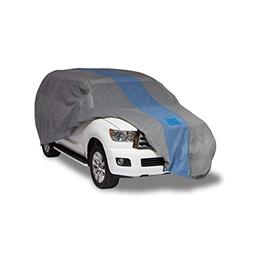 Duck Covers Defender SUV/Truck Cover, Fits SUVs or Trucks wi